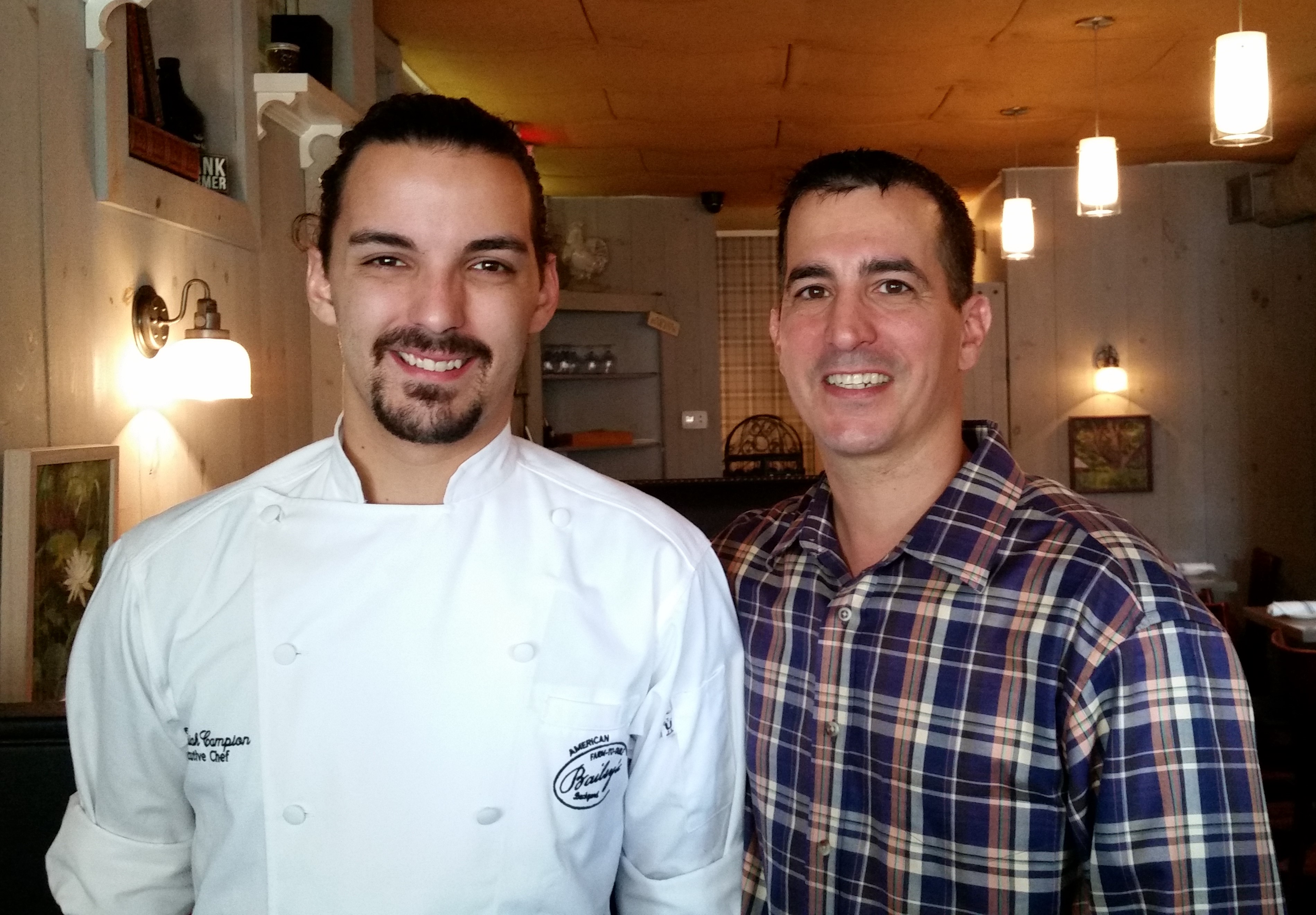 Amazing Baileyu0027s Backyard Turns 18 Next Month, And Its Owner, Sal Bagliavio, Is  Celebrating The Popular Ridgefield Restaurantu0027s Anniversary By Reaffirming  His ...