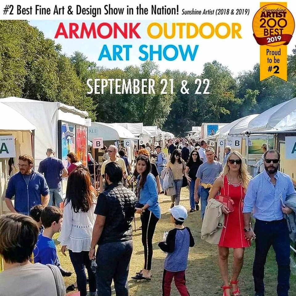 58th Annual Armonk Outdoor Art Show