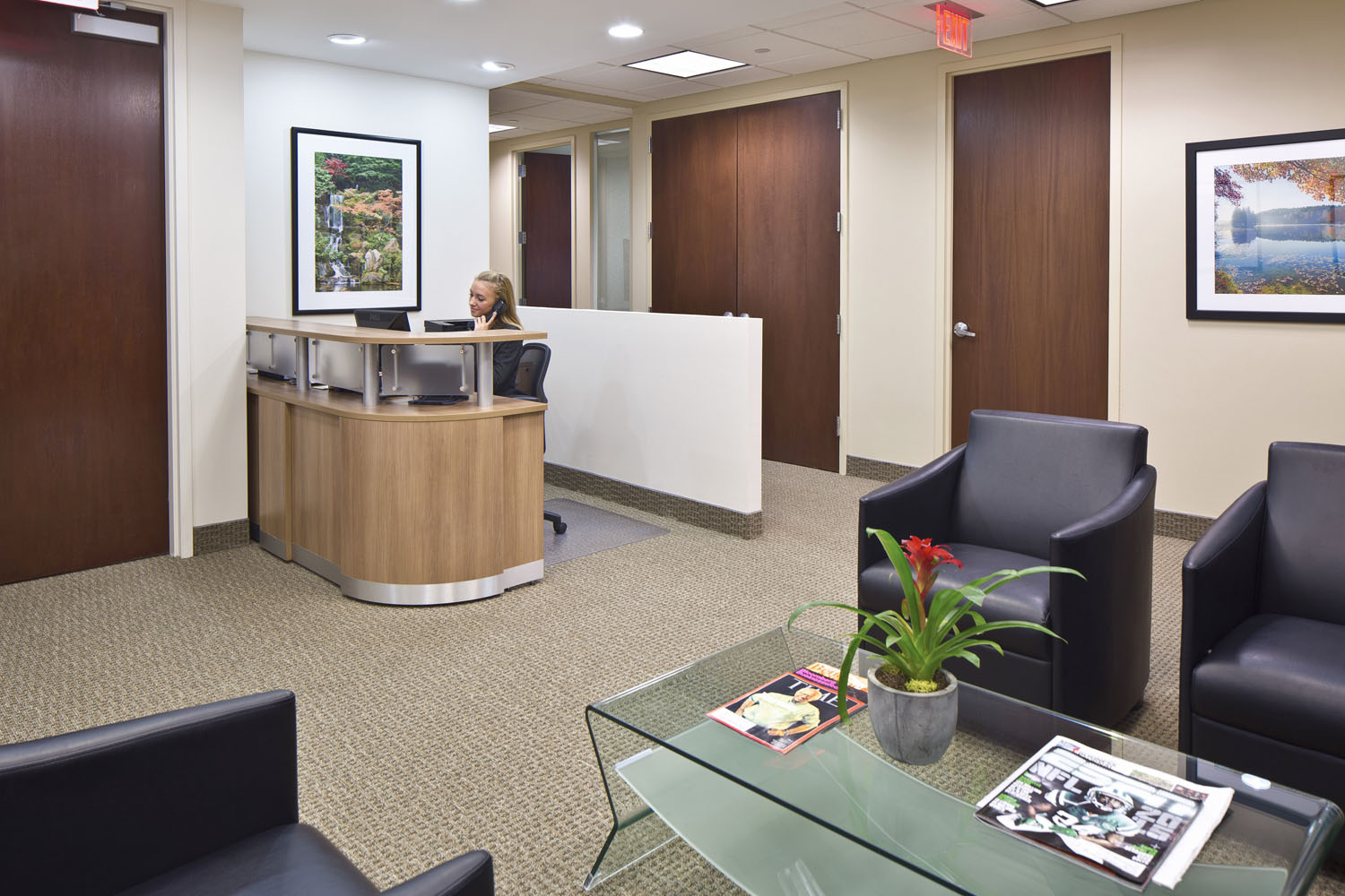 Stark Office Suites11th floor at 445 Hamilton Avenue, downtown White Plains, NY