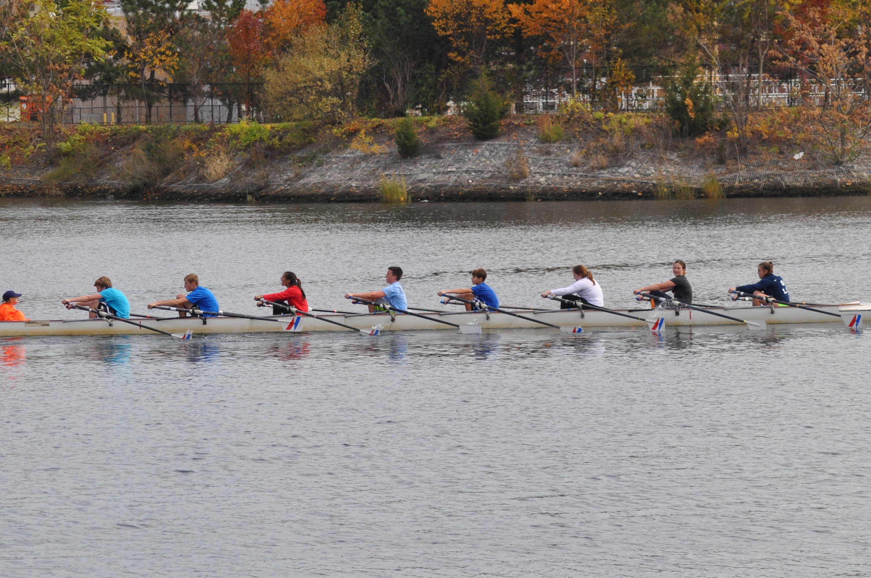 Norwalk River Rowing Summer Camps