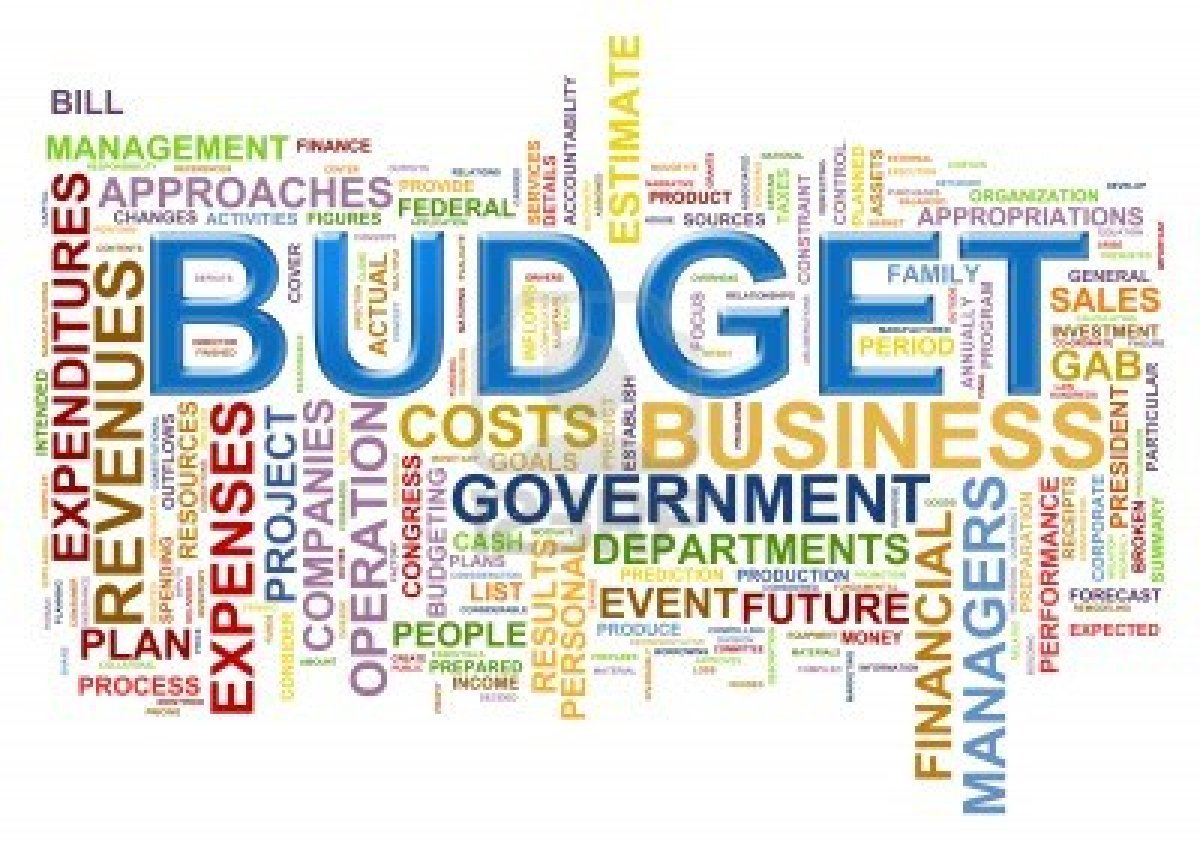 budget proposal unveiled at press conference