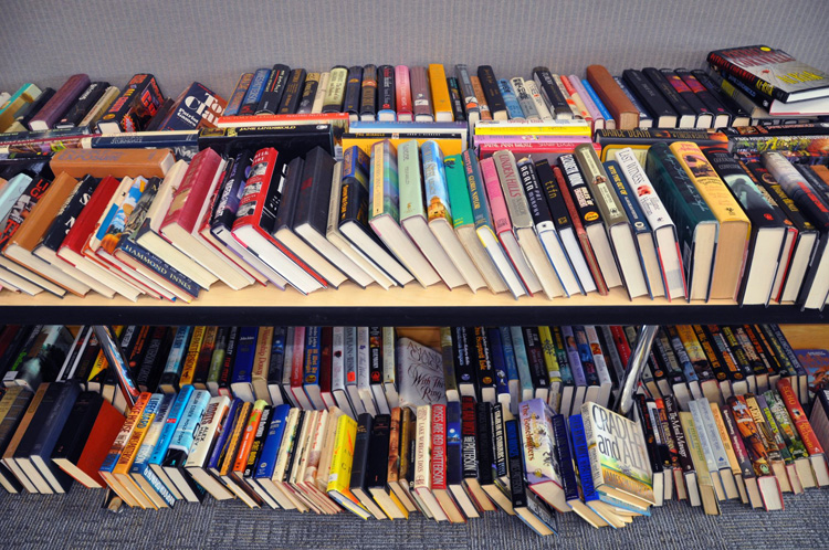 Briarcliff Manor Public Library Book Sale DONATIONS NEEDED