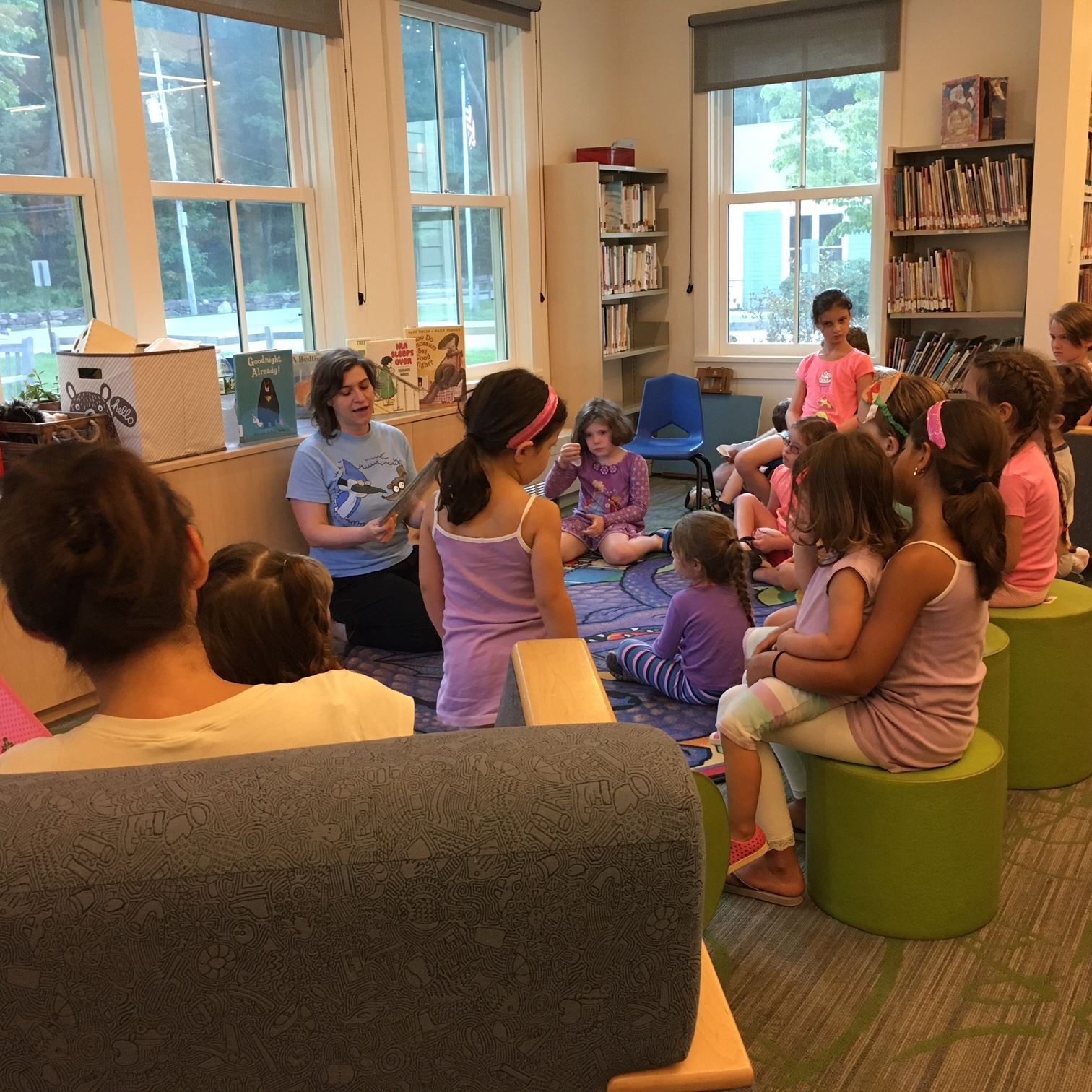 Family Storytime with Ms. Anna