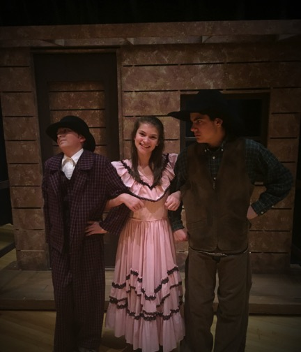 Oklahoma Hits The Brewster Stage This Weekend