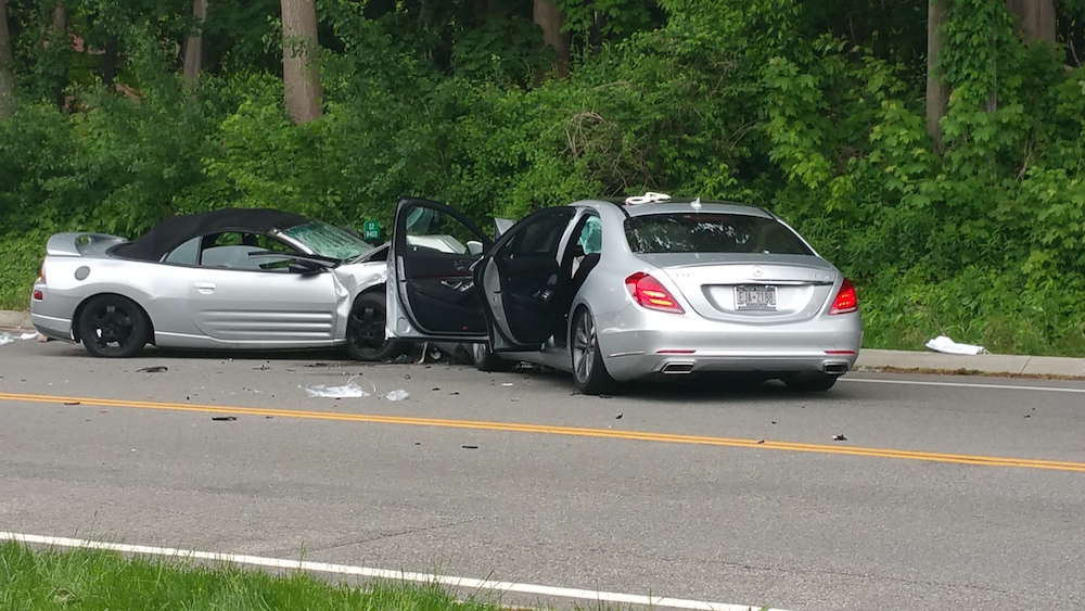 Fatal accident on Route 22 - Road Closed until this evening