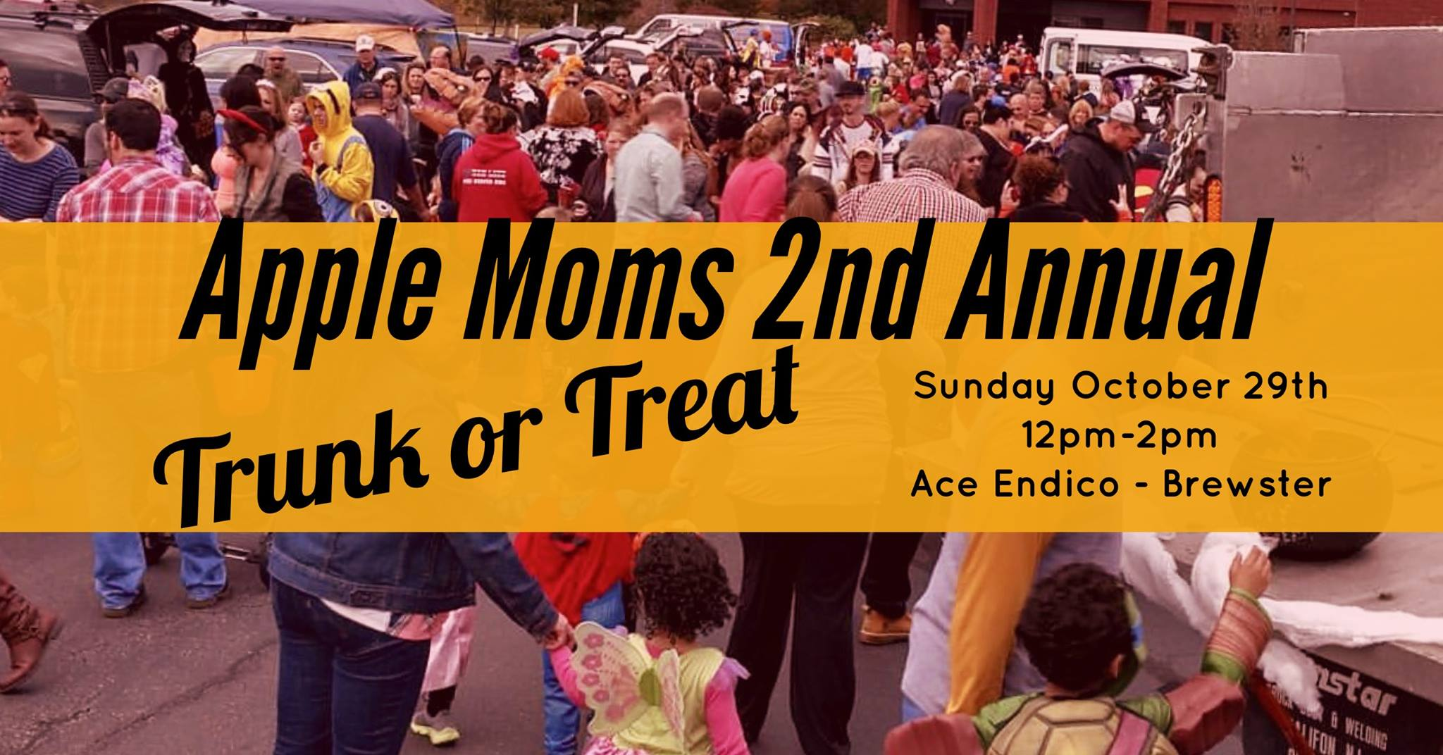 Trunk and treat at ace endico kristyandbryce Gallery