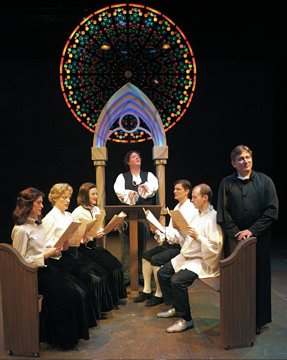 photos of the cast of christmas voyager previous production here photos by john vecchiolla - The Christmas Choir Cast