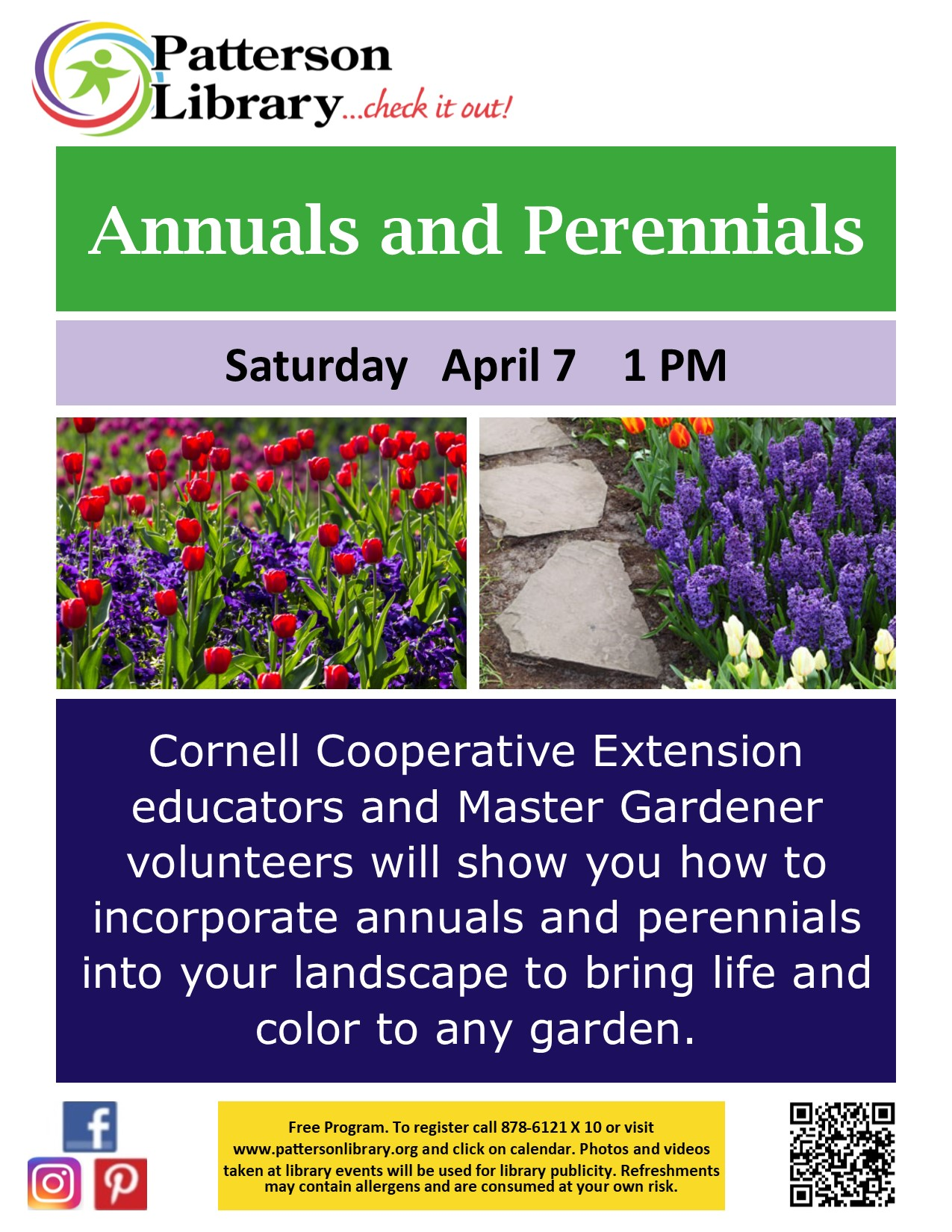Gardening With Annuals And Perennials