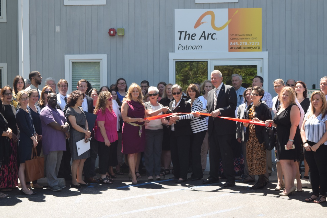 The ARC Putnam Grand Opening and Ribbon Cutting Ceremony of