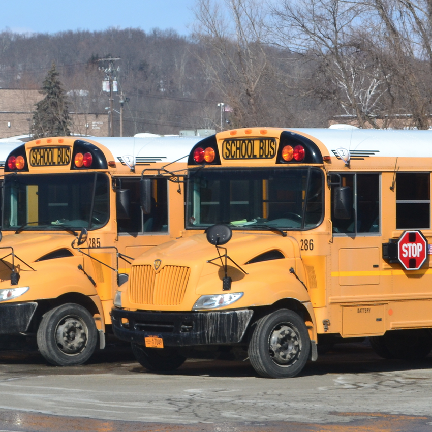 Brewster Schools on 3 hour delay with Transportation Change