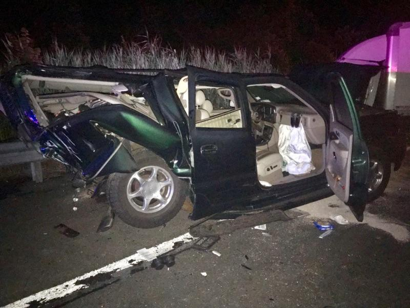 NYS Police investigate deadly crash on Interstate 684