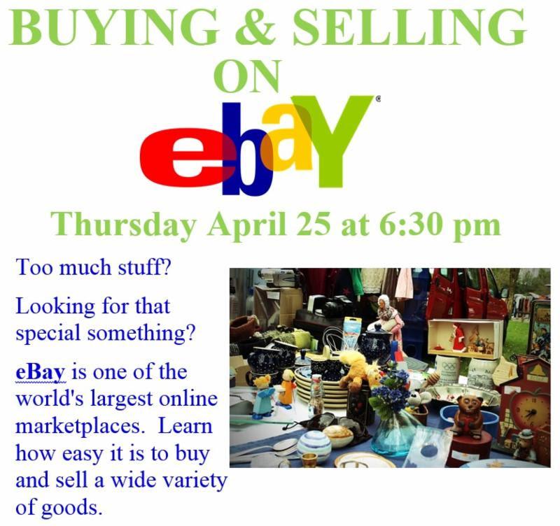 Buying Selling On Ebay