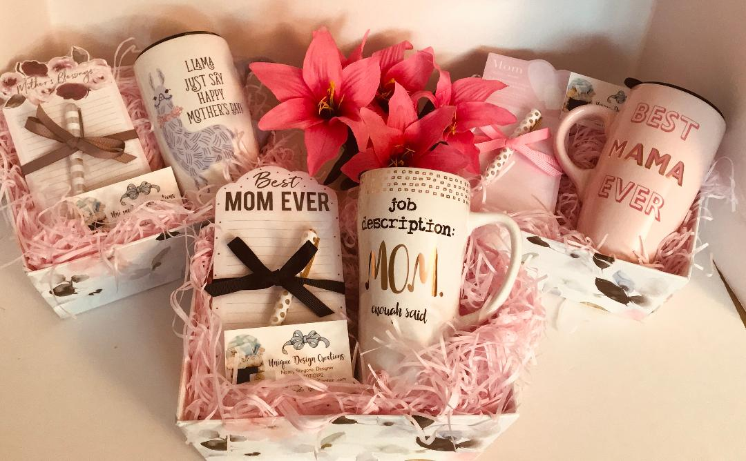 Unique Designs Mother S Day Gift Baskets Show Mom Just How Special She Is