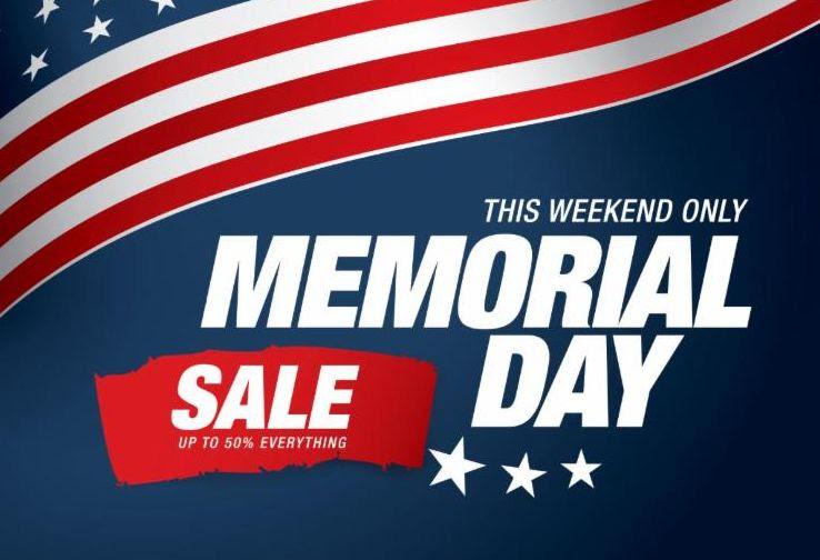 Beware Of Memorial Day Sale Ads