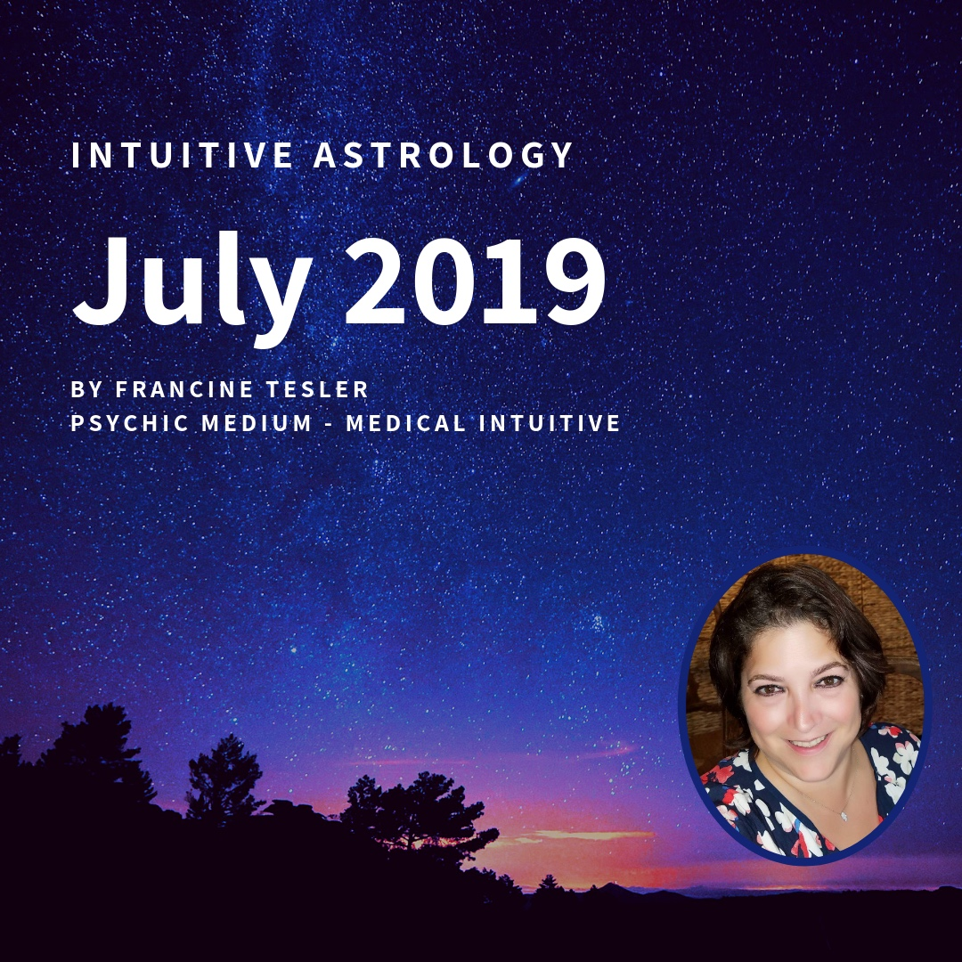 Intuitive Astrology July 2019
