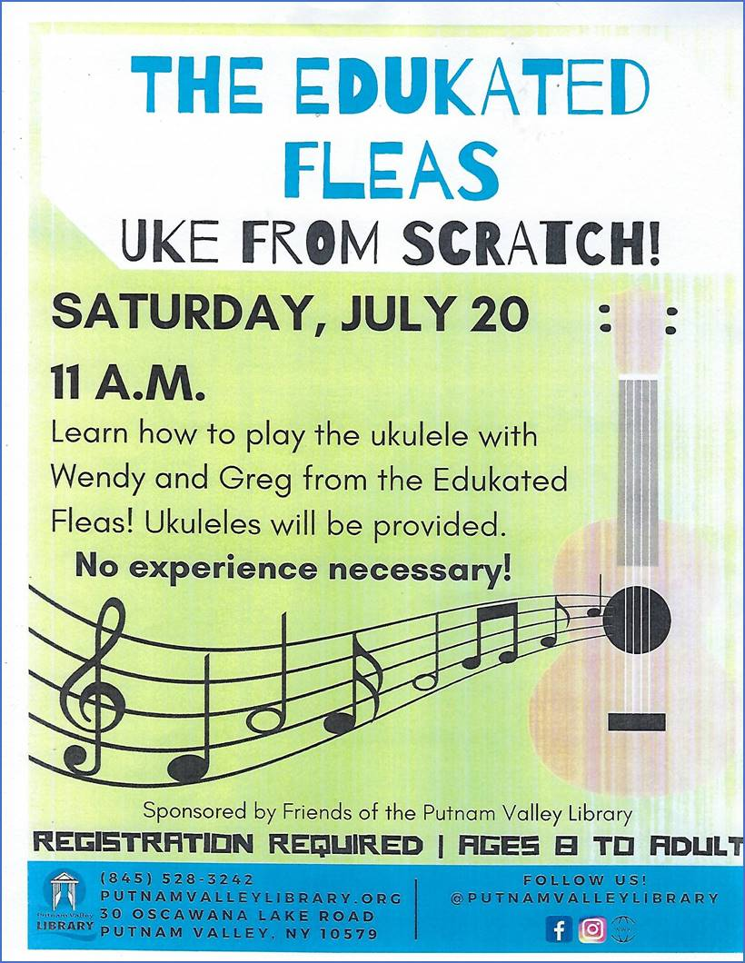 The Edukated Fleas: Uke from Scratch!