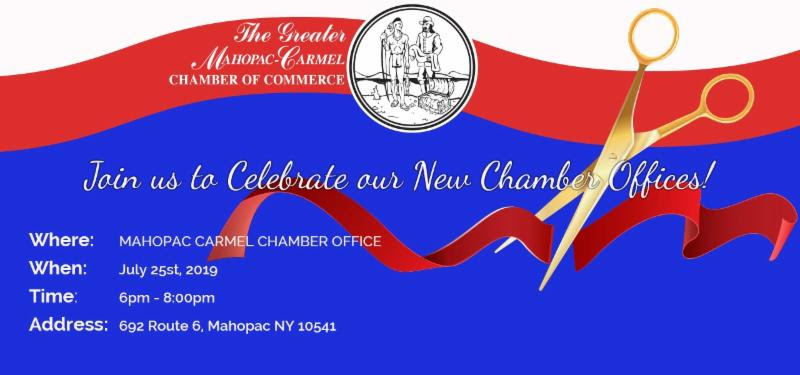 New Chamber Office Ribbon Cutting!