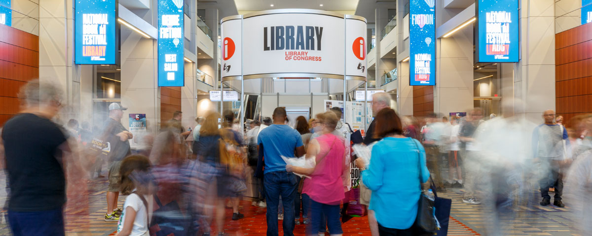 19th Annual National Book Festival Draws Tens of Thousands