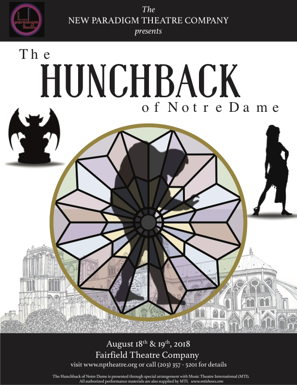 Adult auditions for Hunchback of Notre Dame