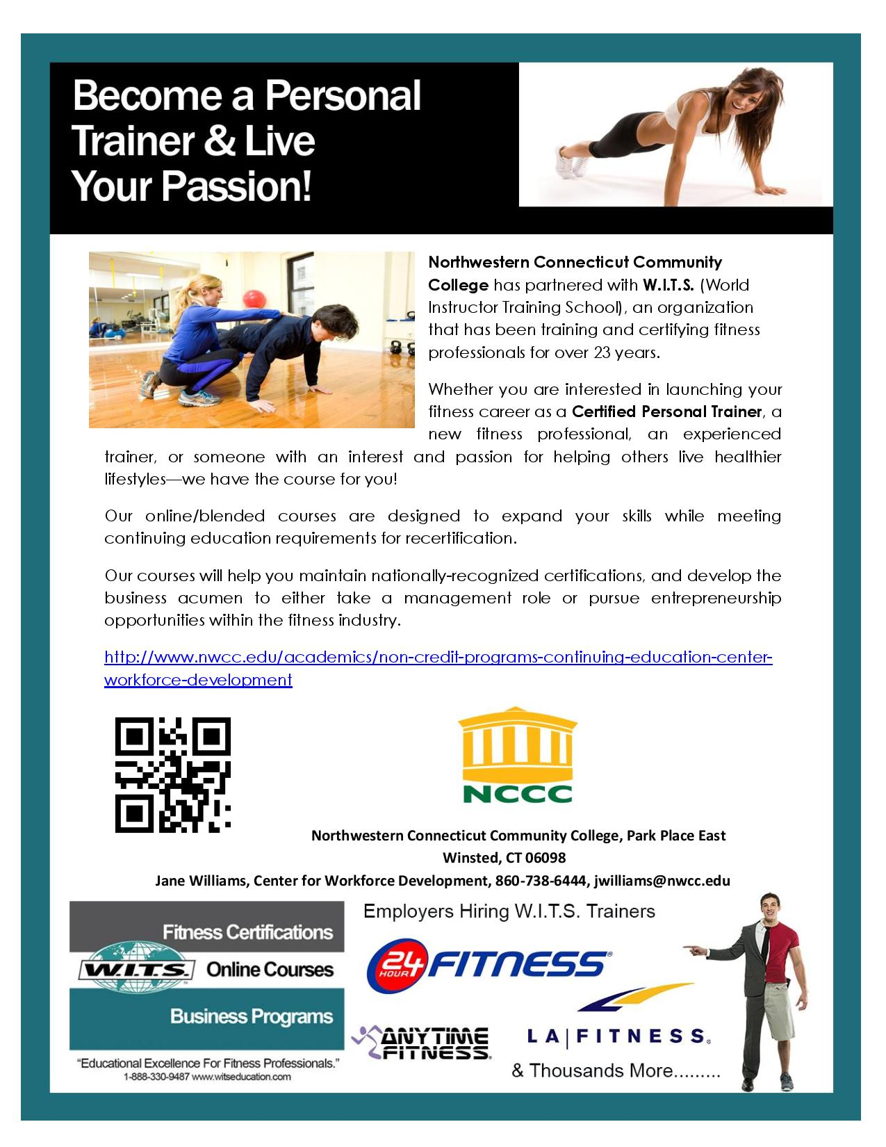 Become A Certified Personal Trainer