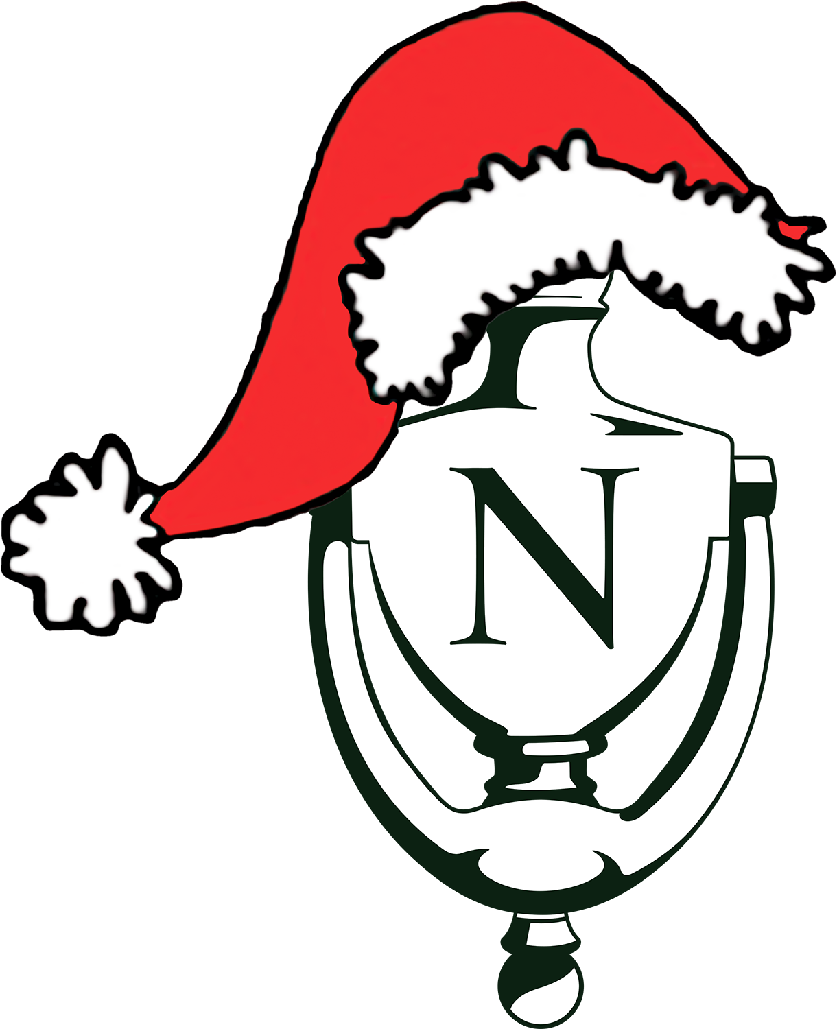Neumann Realty To The North Pole With Love Personalized Letters