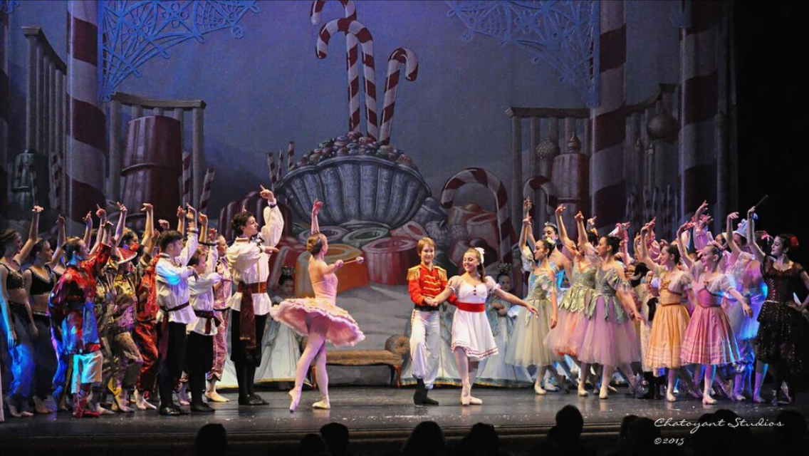 the ridgefield conservatory of dance rcd ensembles and excerpts from nutcracker will be shown at the matrix in danbury ct during the festival of