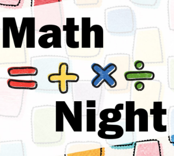 Branchville Elementary School Hosts Family Math Night