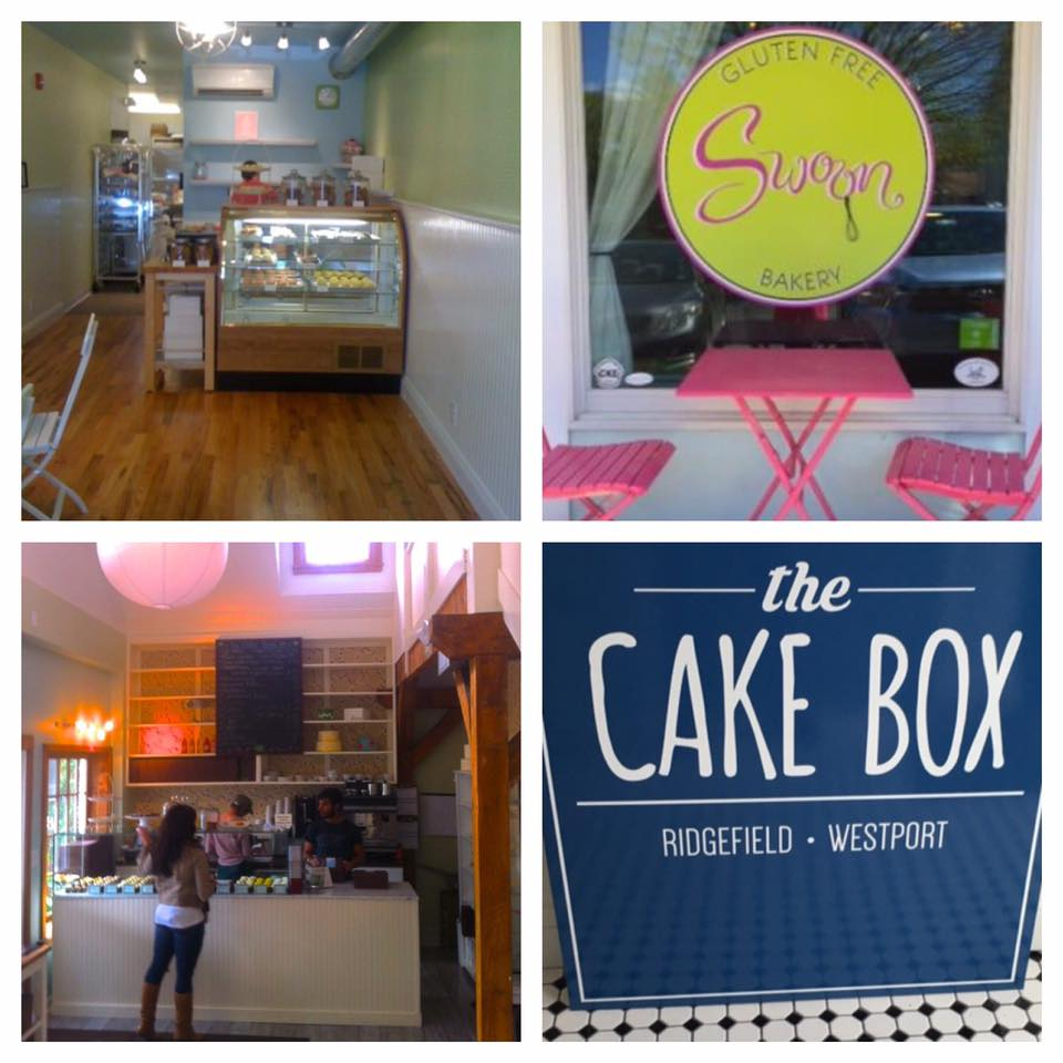 Lucky 7 For The Cake Box In Ridgefield