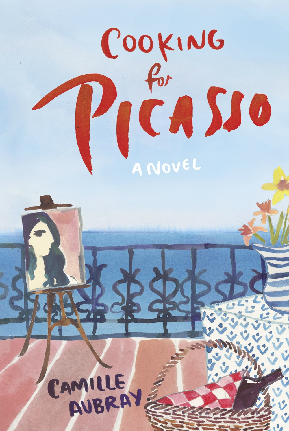 Author Luncheon at Bernard\'s on October 12: Cooking for Picasso