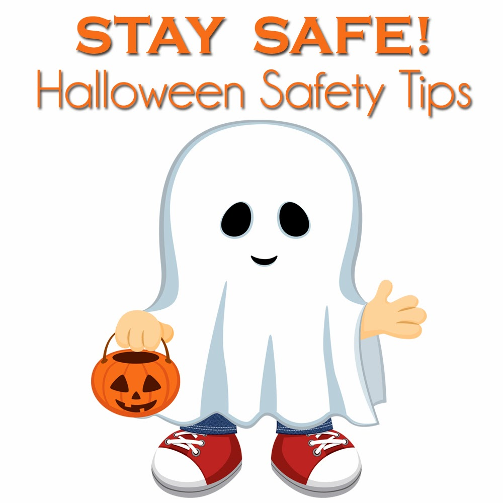 Halloween Safety Tips for Ghosts & Goblins on Halloween