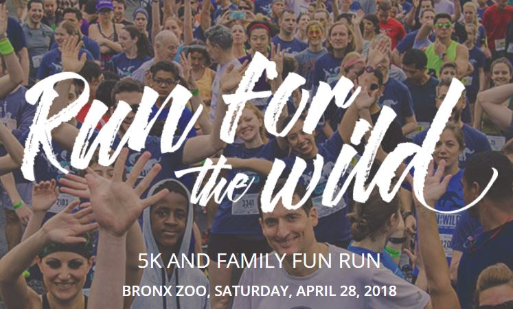 Run For The Wild At The Bronx Zoo On April 28