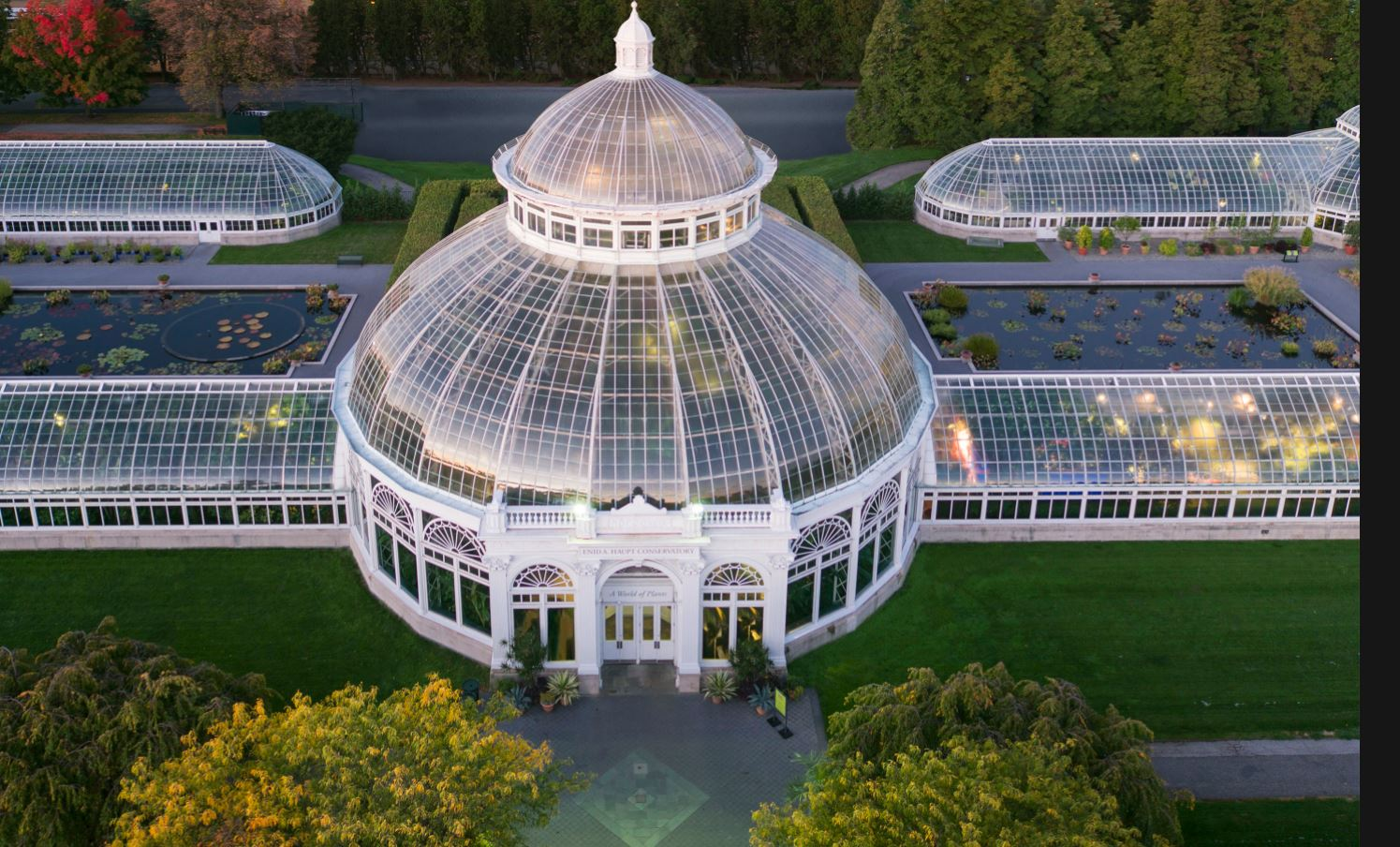 The New York Botanical Garden Honored for Excellence in Historic  Preservation