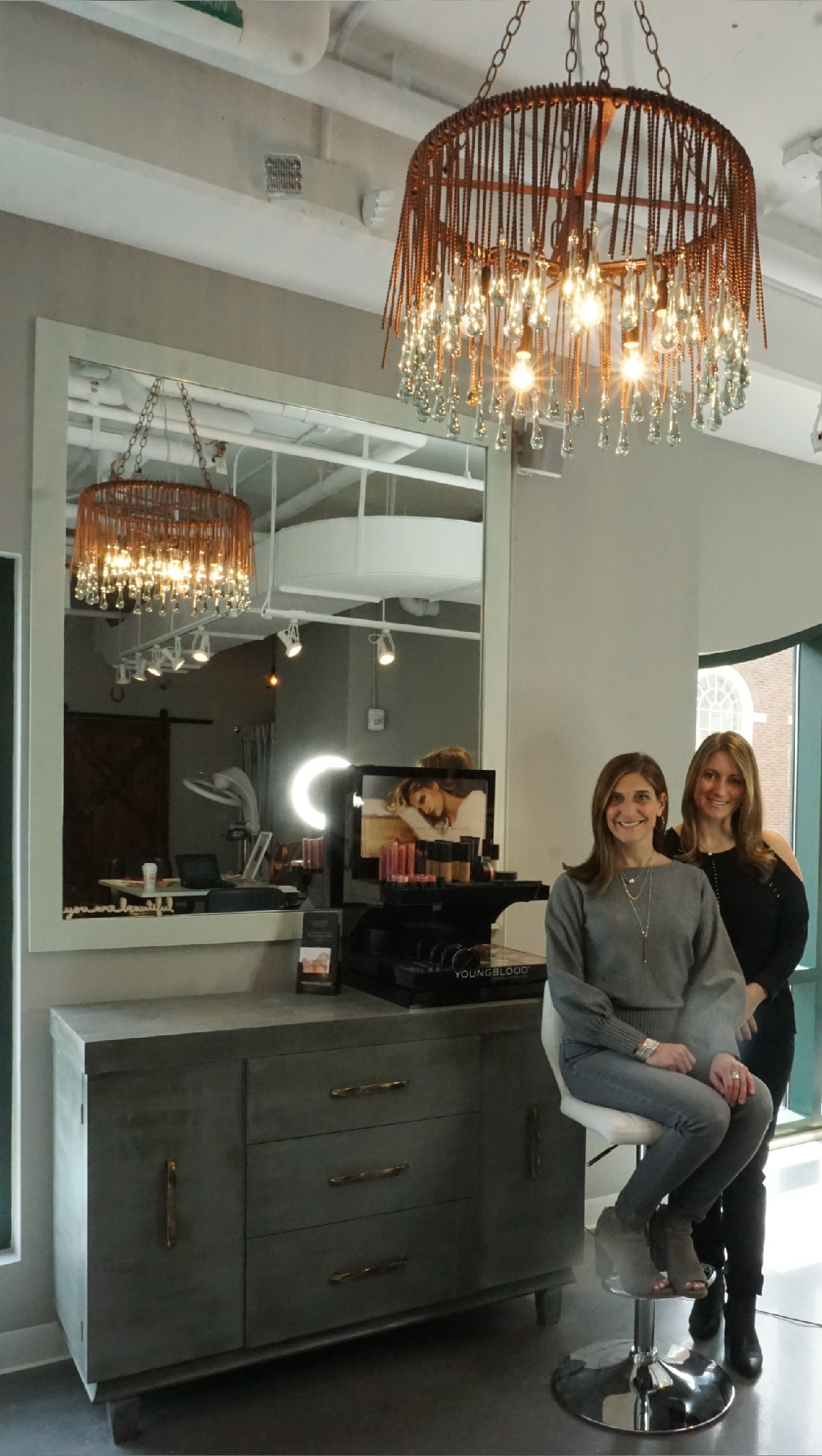 Whip Salon Is Rustic Chic In Westport Thanks To Romeo Baglio Design