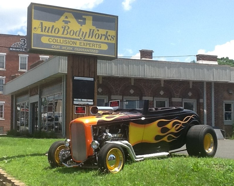 A 1 Muscle Cars Classics Of New Milford Launches New Website