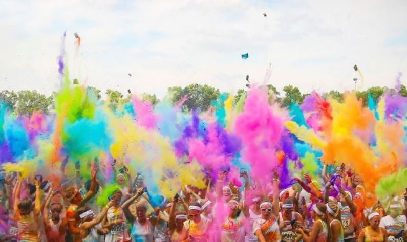 Wilton color run on june 17 benefits hole in the wall gang camps publicscrutiny Gallery