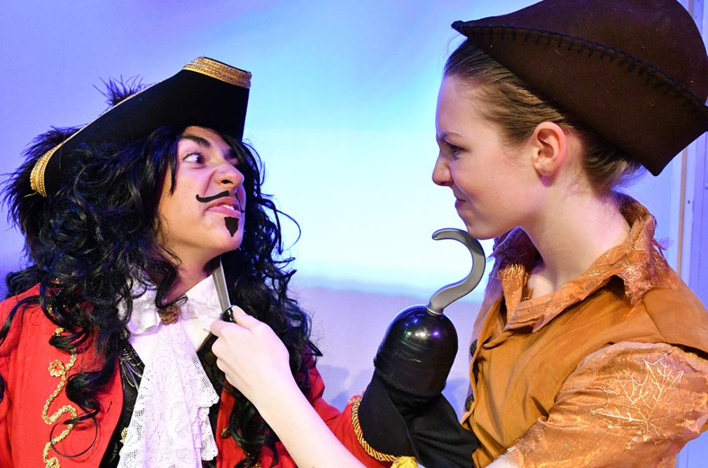 Ridgefielders Perform in Wooster School Theater Production