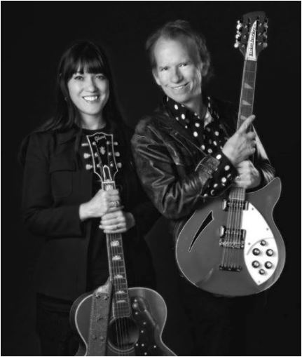 The Kennedys at The Blues Cafe in Southbury on April 7