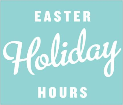 2019 Easter Holiday Schedule for Southbury Town Offices and Probate