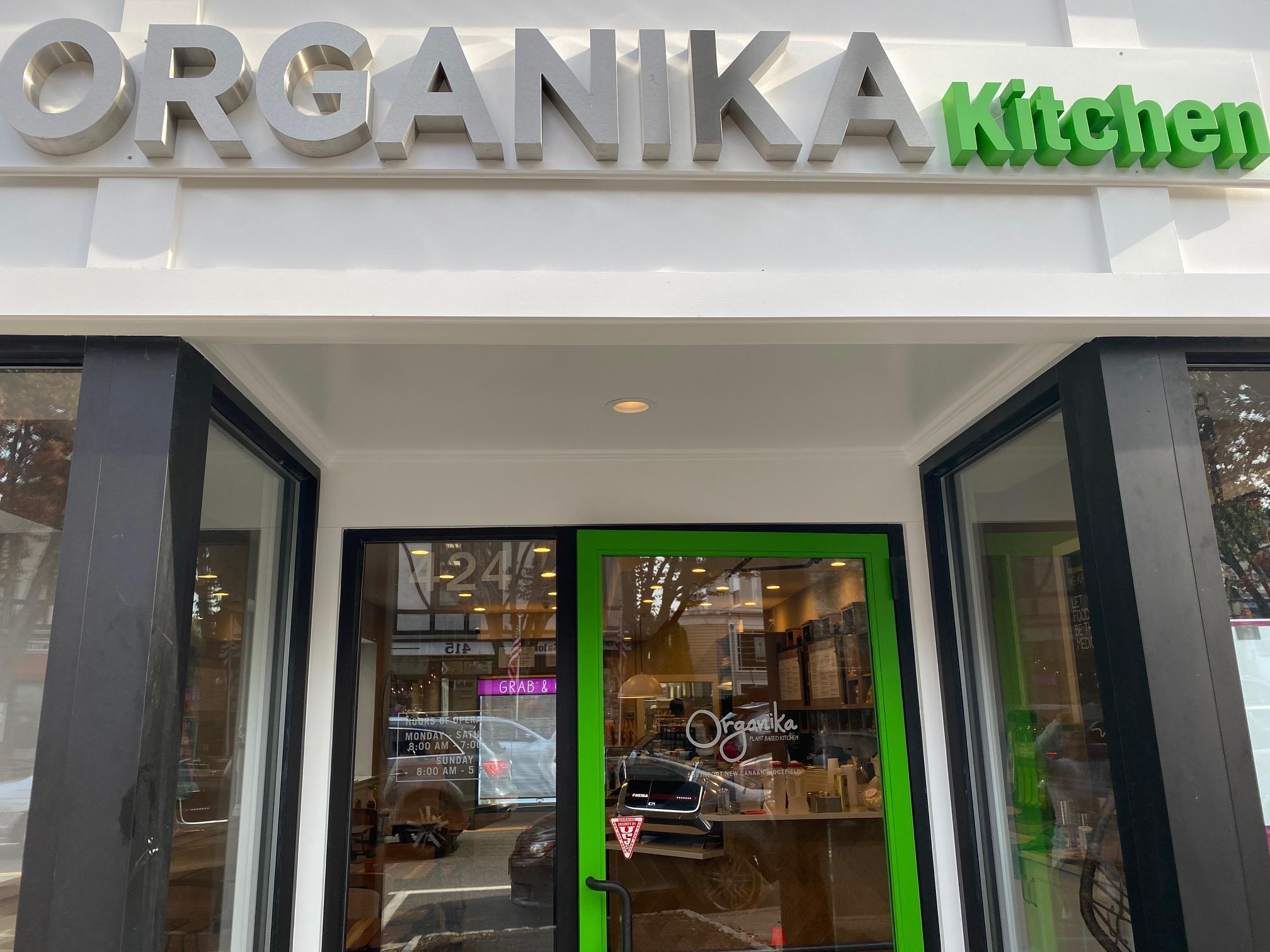 Organika Kitchen Set To Open Tomorrow In Downtown Ridgefield