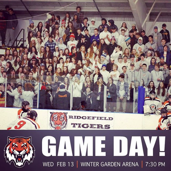 Ridgefield V Prep Tonight Winter Garden Be There