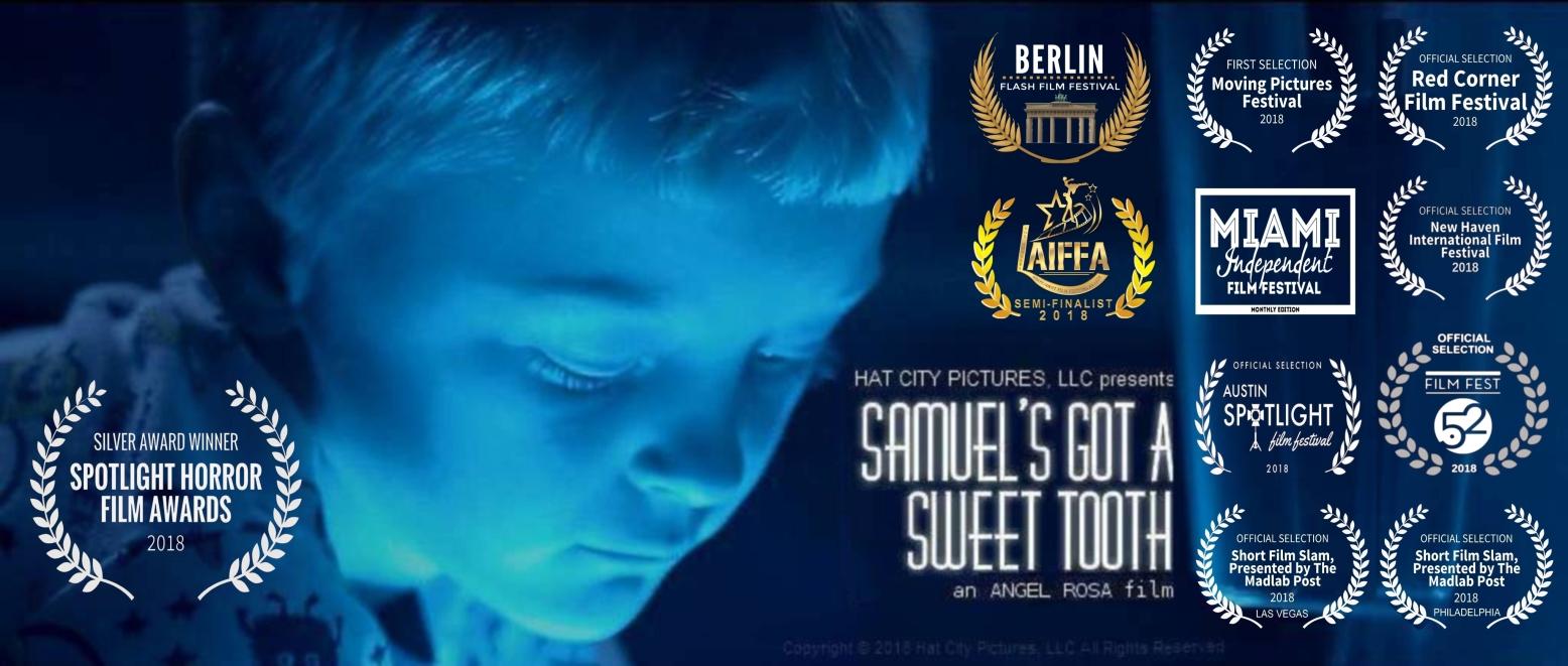 Local filmmaker\'s award-winning short film, Samuel\'s Got A Sweet ...