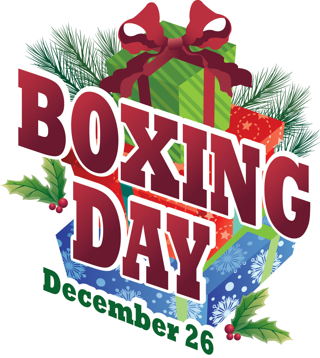 Image result for boxing day images