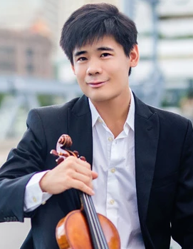 Violin Virtuoso Performs with the Ridgefield Symphony