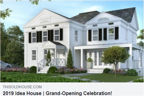 This Old House Idea House Grand Opening In New Canaan