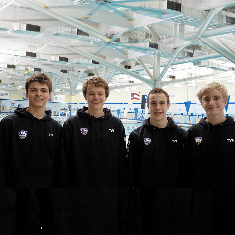 CP-AC Water polo players