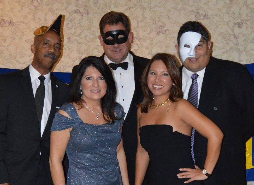 Exchange Club of Stamford hosted fabulous night to Unmask Child Abuse.