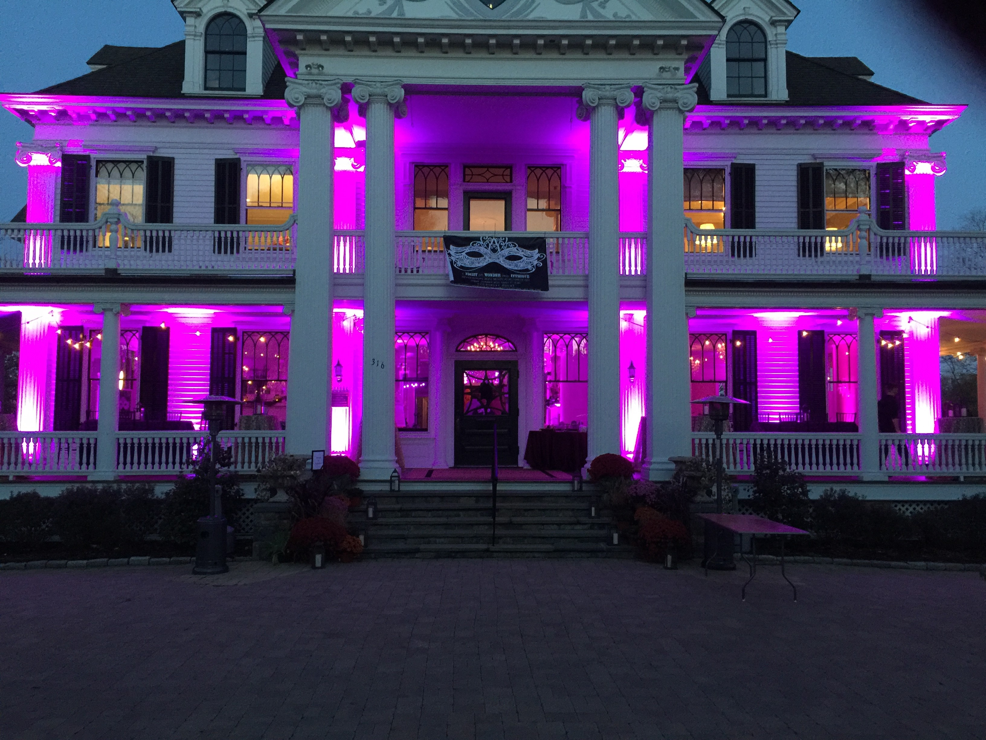 A Night of Wonder and Intrigue at Lounsbury House