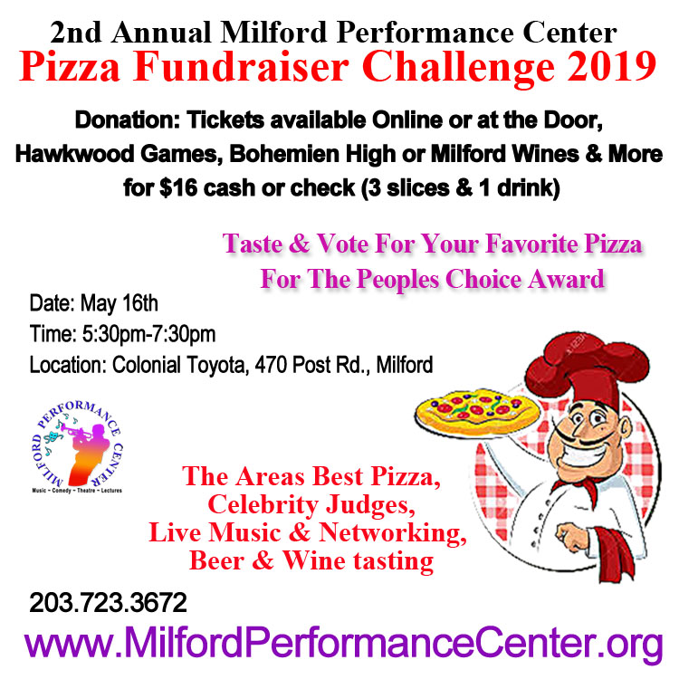 Toyota Performance Center >> Milford Performance Center Features Second Annual Pizza