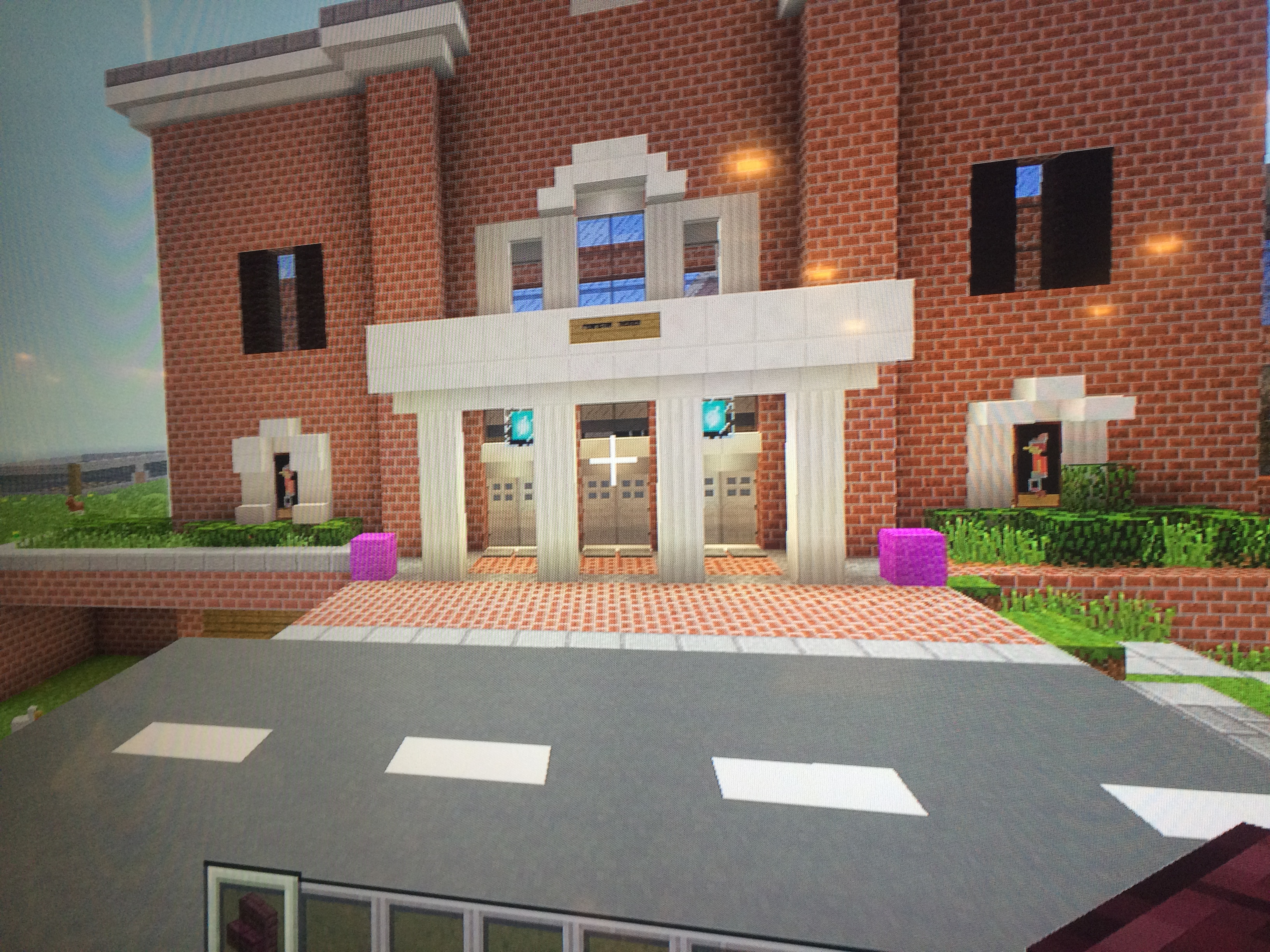 New Milford Brothers Create A Dazzling Prospector Theater In Minecraft