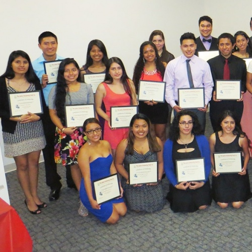 Danbury latino scholarship fund awards 40 000 in scholarships for Adam broderick salon